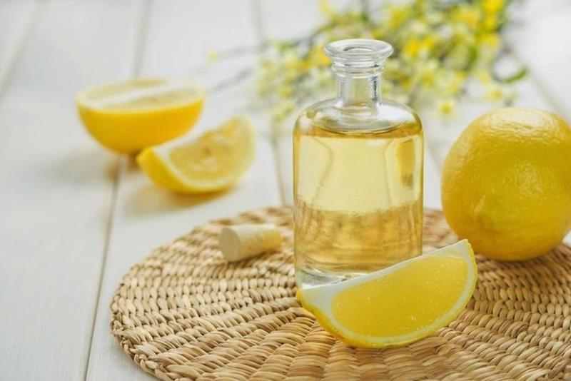 خلطة الليمون الحامض والنشا