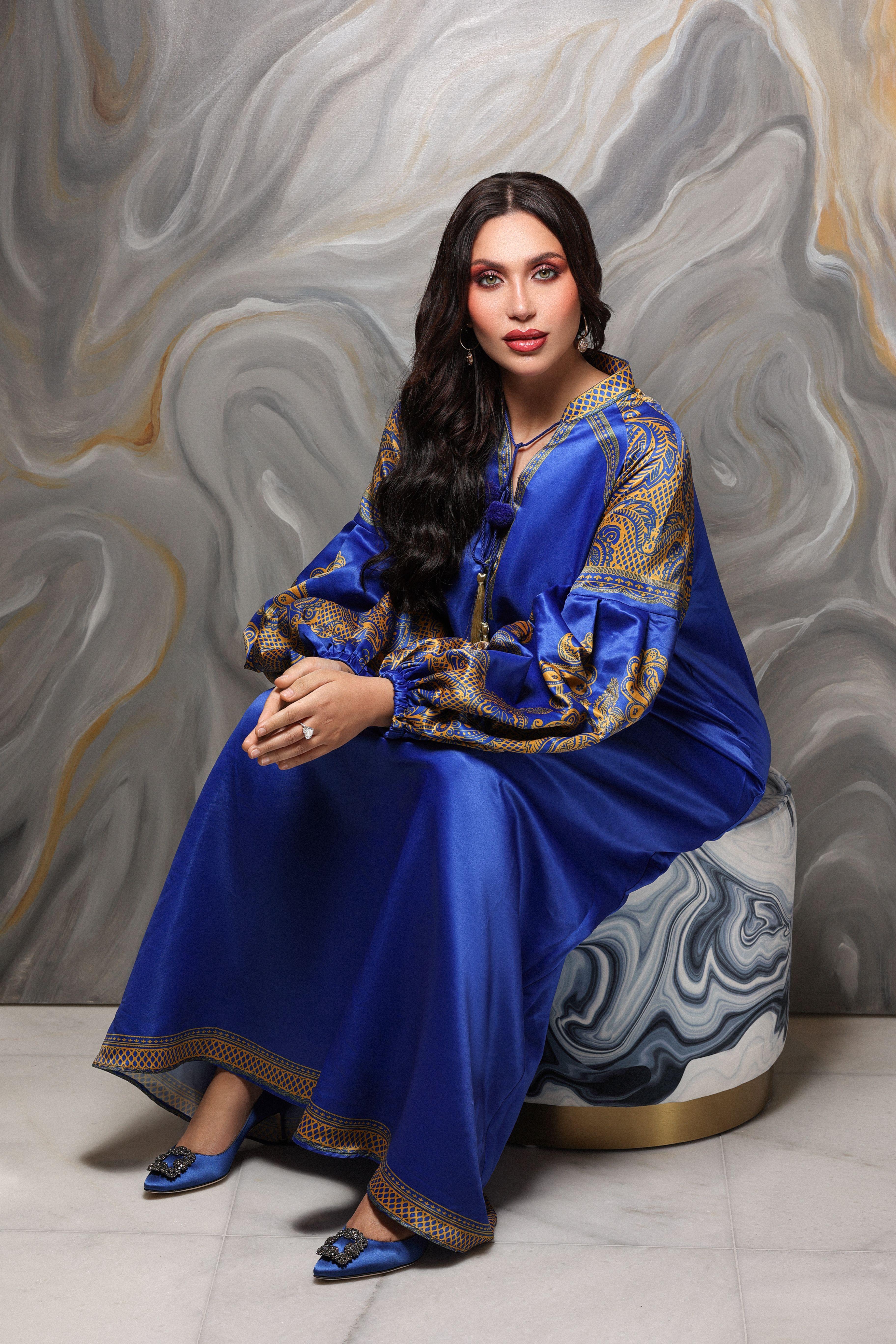 """من مجموعة أزياء """"شي إن"""" الخاصة بشهر رمضان في الشرق الأوسط بالتعاون مع الدكتورة خلود"""