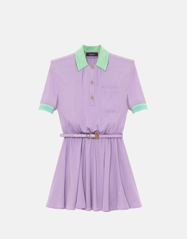 فستان من Versace فيرساتشي
