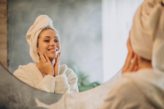 حمام الزنجبيل لإزالة السموم من بشرة الجسم
