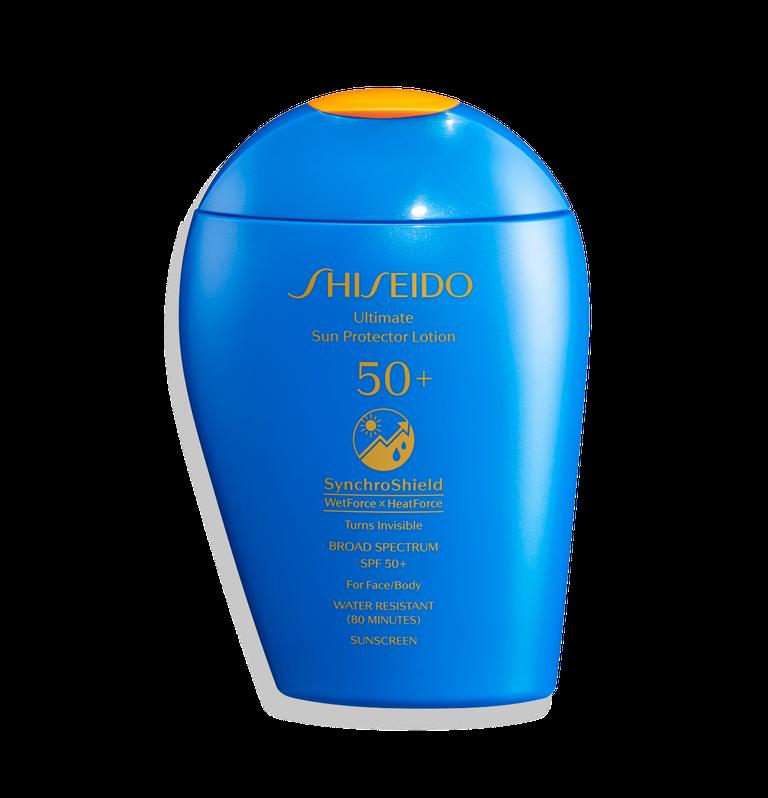 Shiseido Ultimate Sun Protector Lotion SPF 50+ Sunscreen