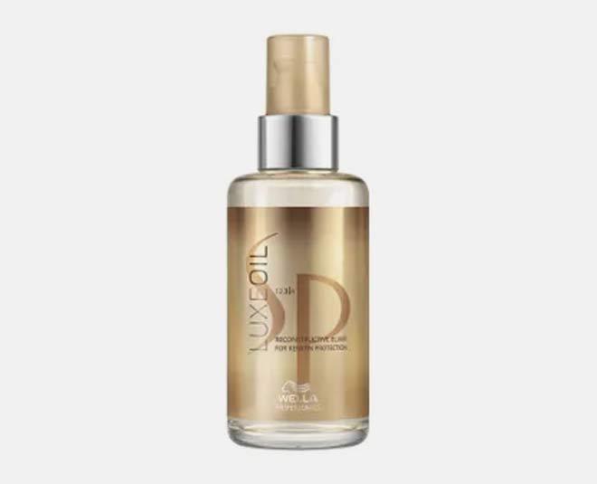 SP Luxe Oil Reconstructive Elixir For Keratin Protection