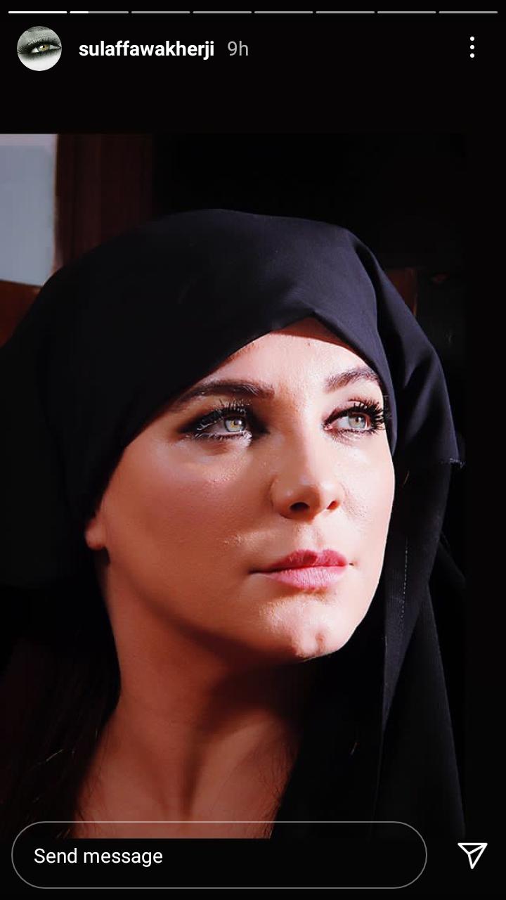 صورة جديدة بالحجاب