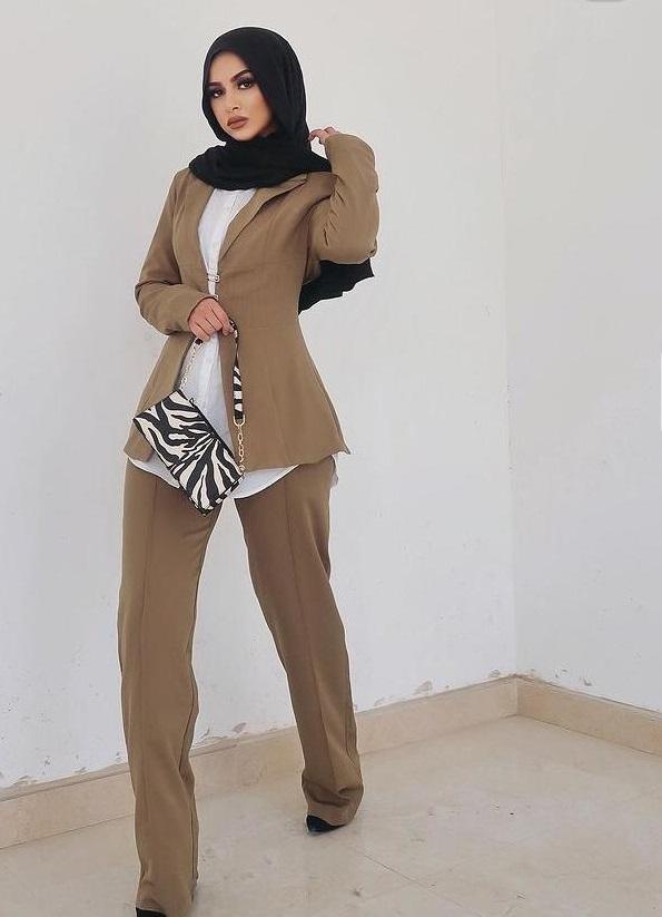 صيحة البدلة الرسمية من وحي الفاشينيستا سهى-صورة 4