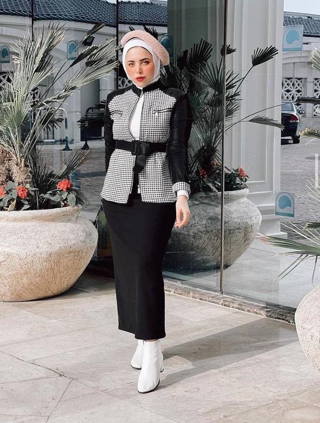 صيحة الكاروهات من مي محمد