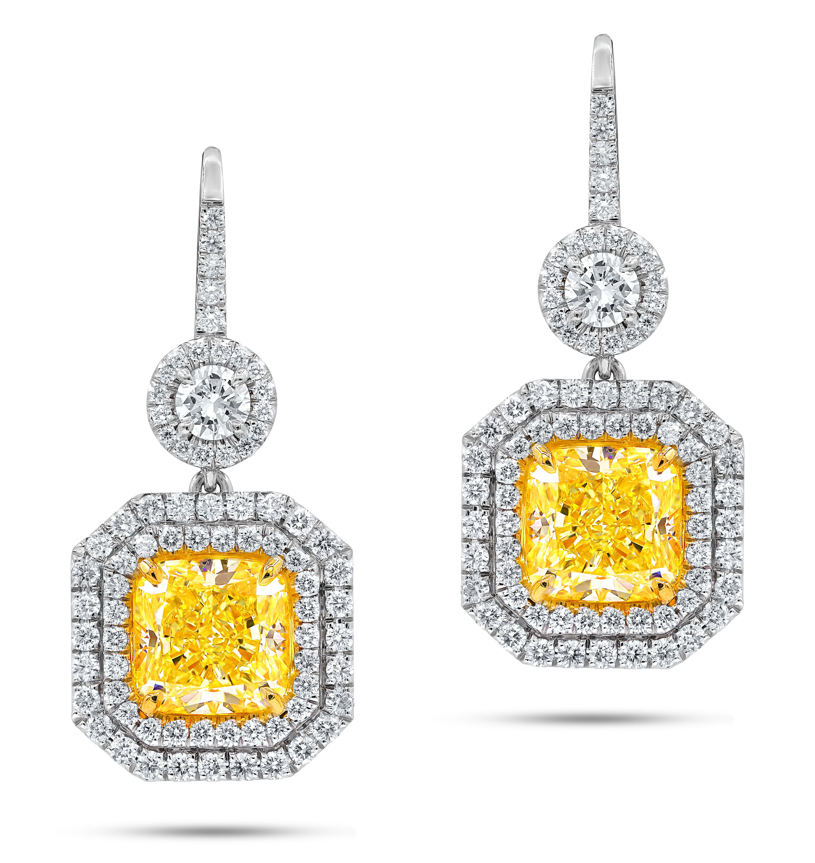 أجمل هدايا يوم الأم من مجوهرات الماس