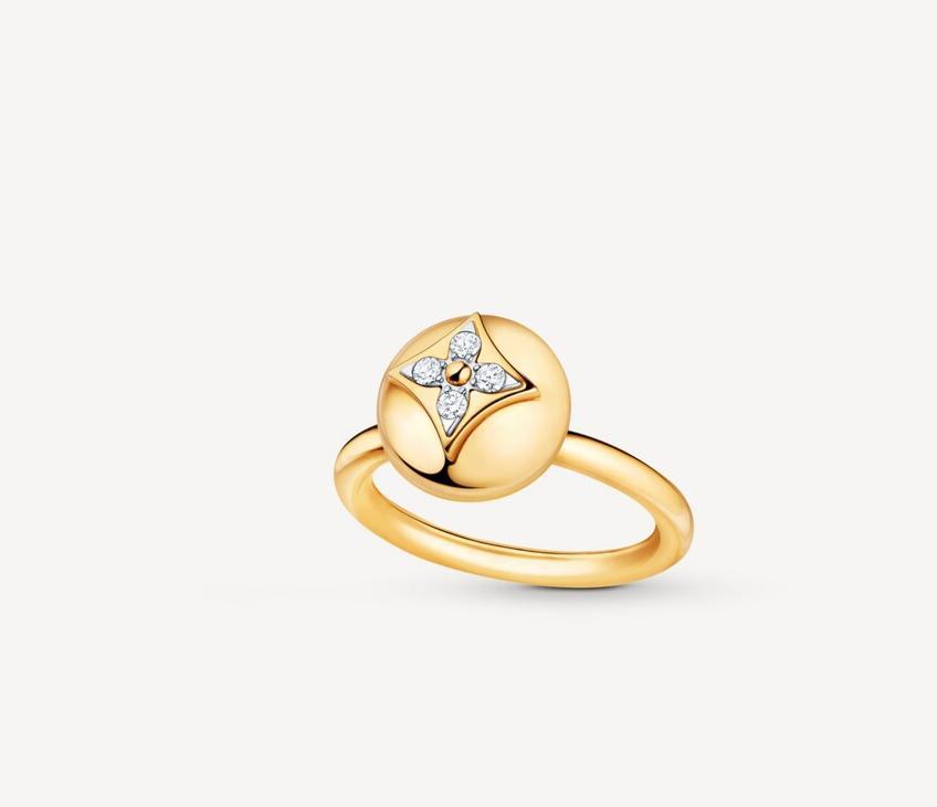 خاتم ألماس من لويس فويتون Louis Vuitton