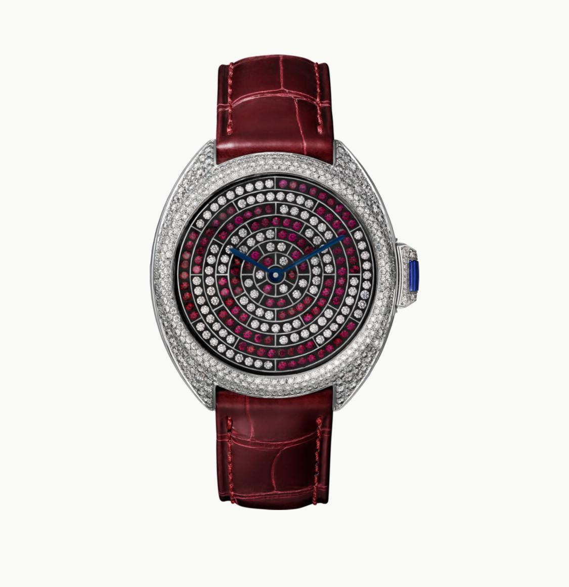 ساعة من مجموعة Cle De Cartier من كارتييه Cartier