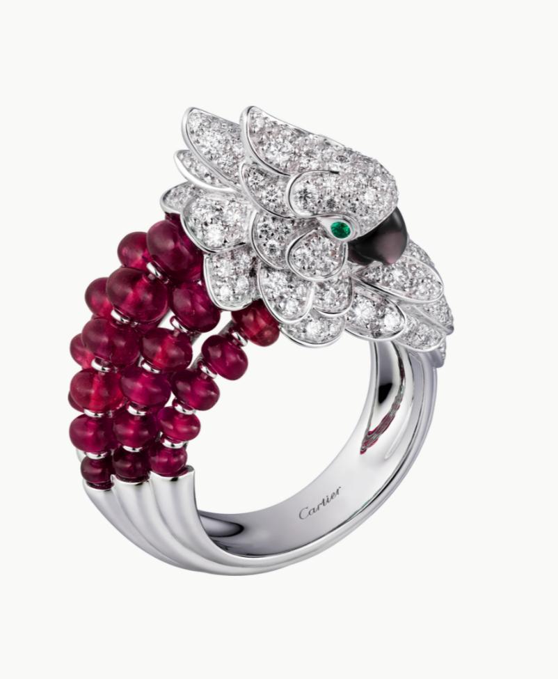 خاتم «ليزوازو ليبيري» من كارتييه cartier