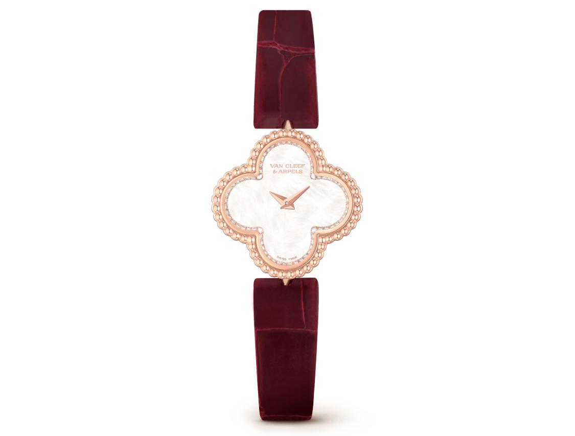 Van Cleef & Arpels ساعة سويت الامبرا من فان كليف أند آربلز