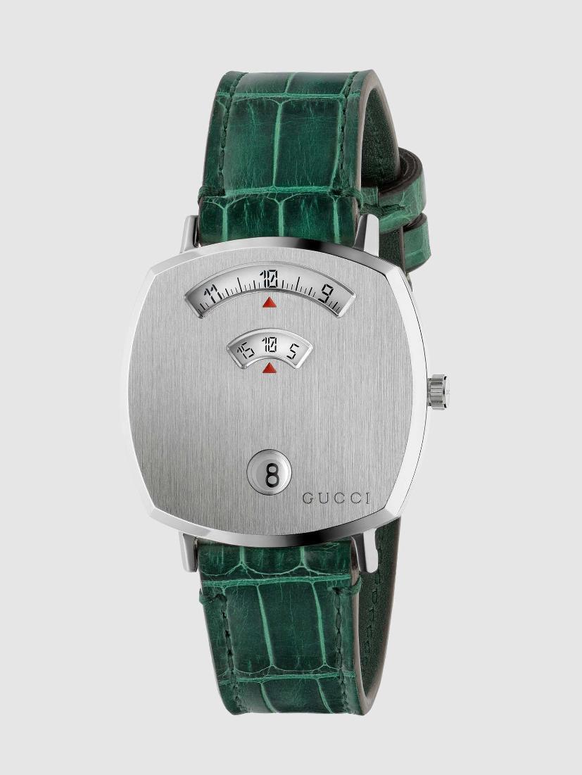ساعة «Grip» من غوتشي «Gucci»