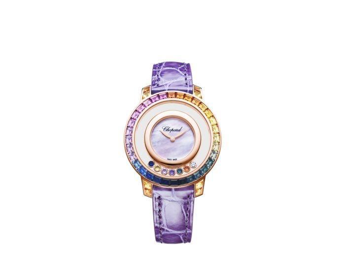 ساعة Happy Diamonds من شوبارد Chopard