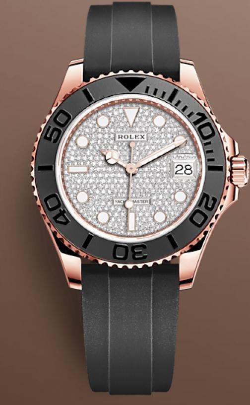 ساعة أويستر بربتشوال يخت ماستر من رولكس «Rolex»