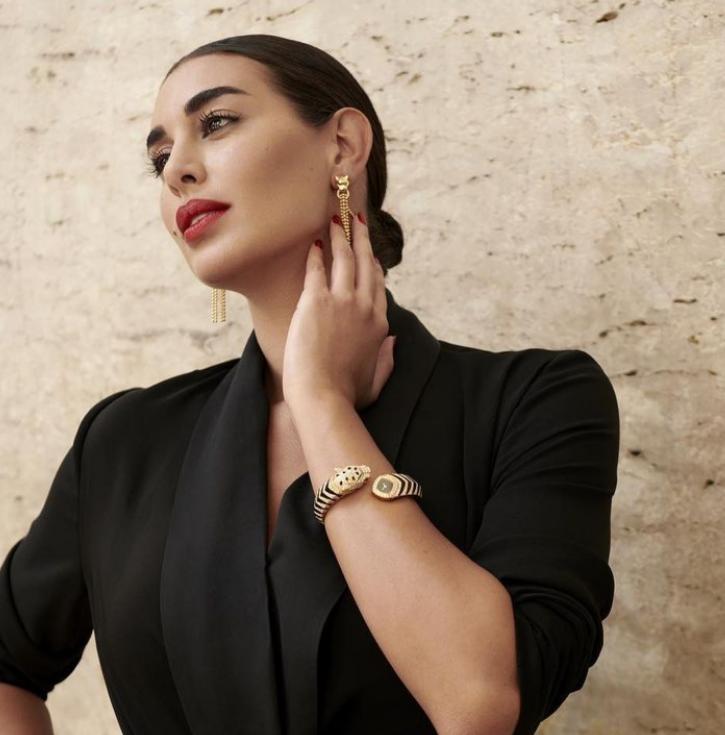 ياسمين صبري- الصورة من انستقرام
