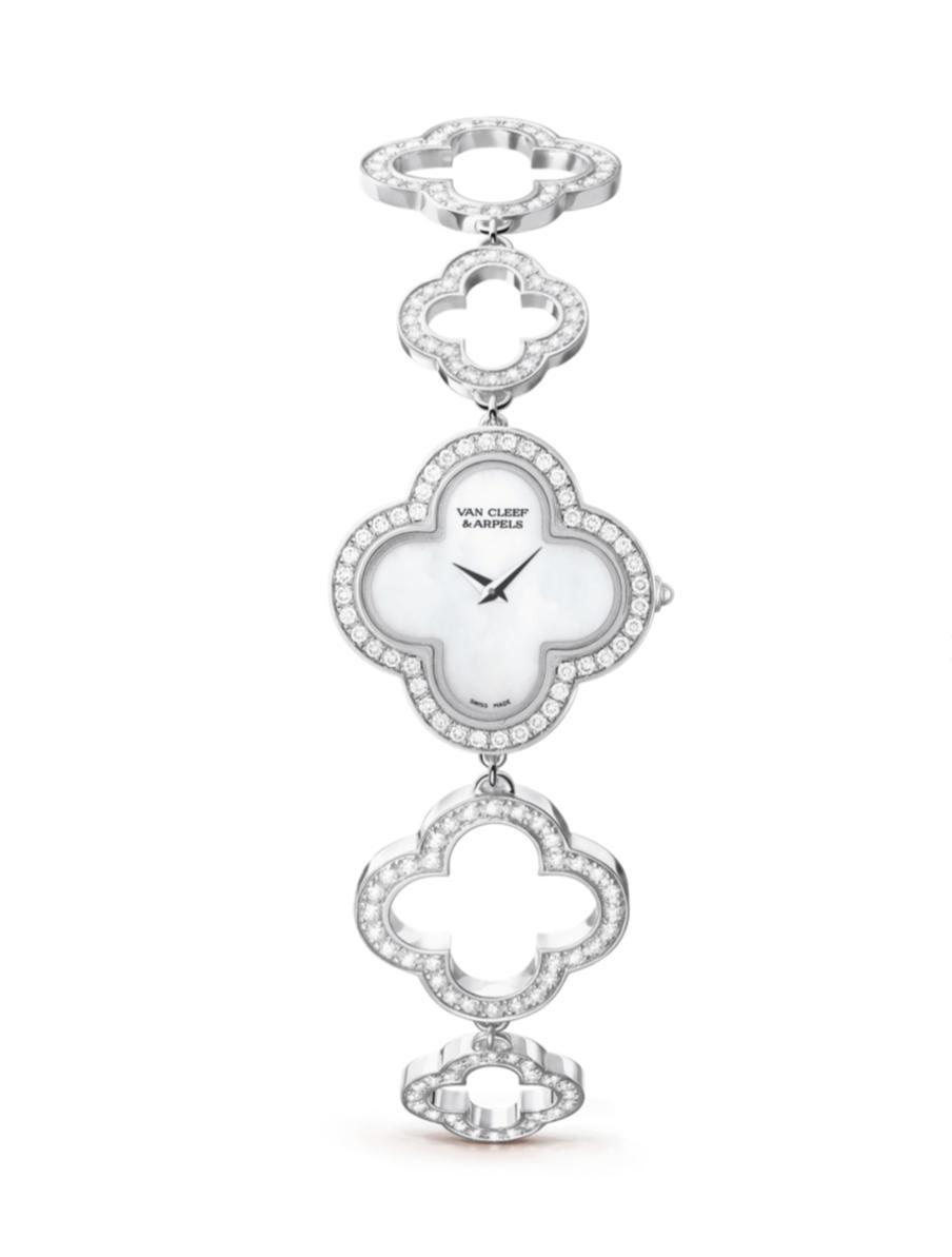 Van Cleef & Arpels ساعة فان كليف أند آربيلز