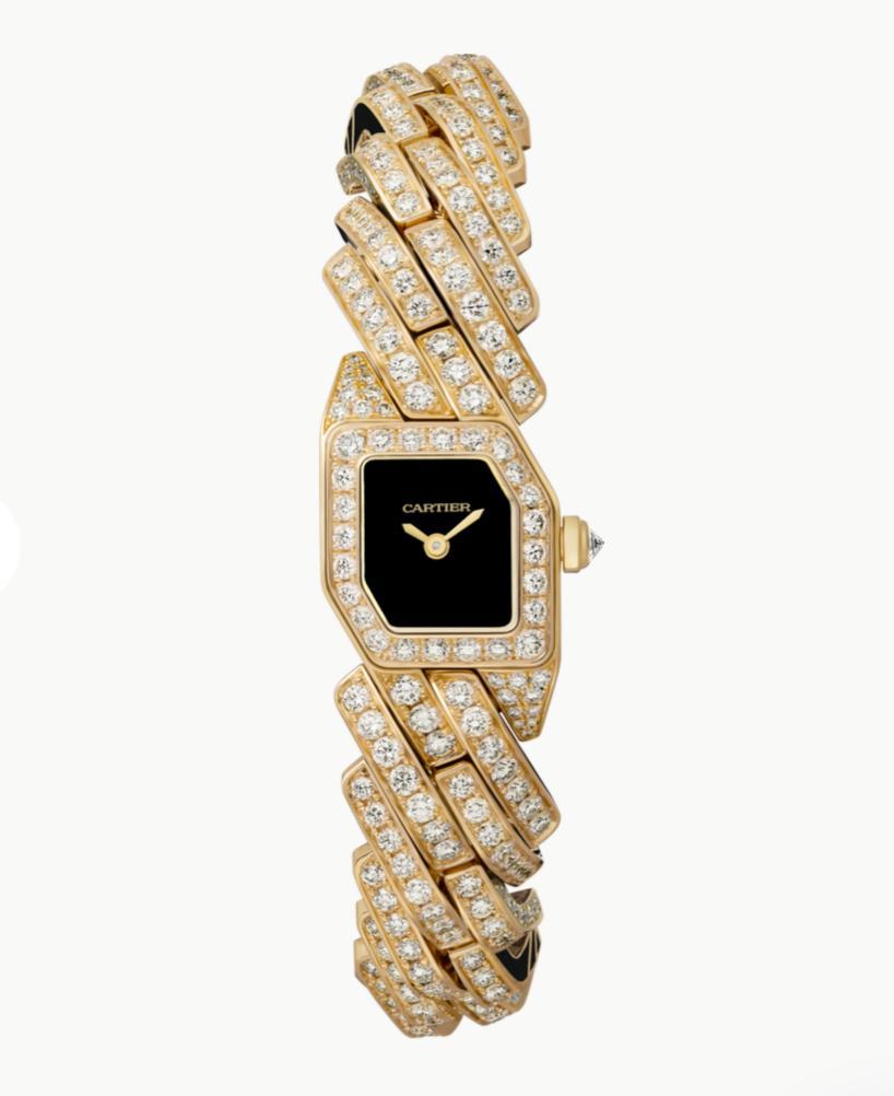 ساعة مايون دو من كارتييه «Cartier»