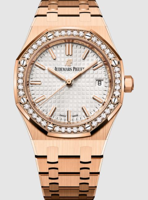ساعة فاخرة من أوديمار بيغيه Audemars Piguet