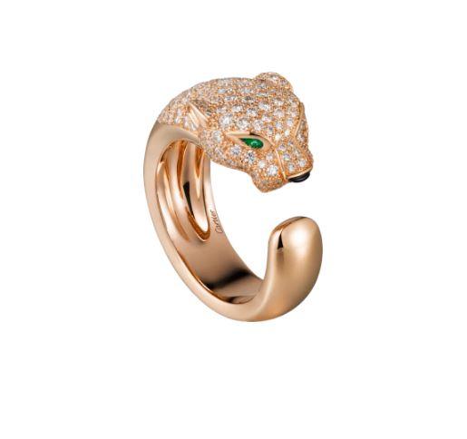 خاتم منكارتييه Cartier