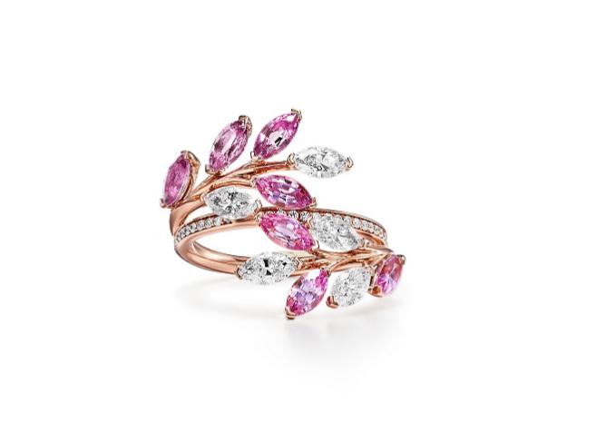 خاتم من تيفاني أند كو Tiffany&Co