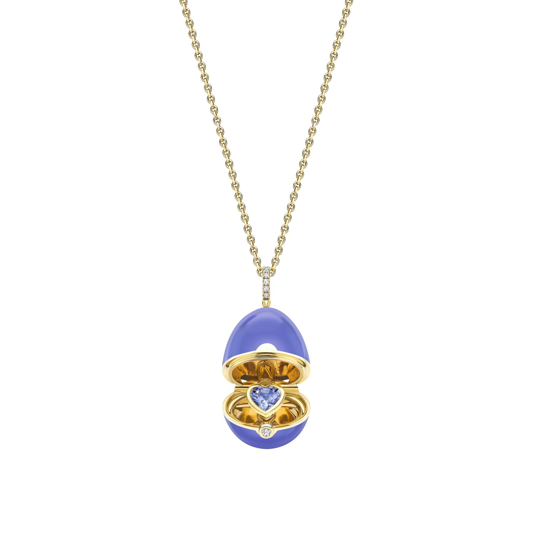قلادة من فابرجيه Fabergé