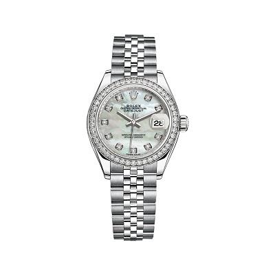 ساعة ليدي ديت جست من رولكس Rolex Oyster Perpetual Lady Datejust