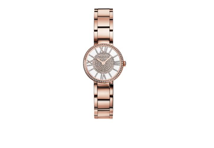 ساعة ذهب وردي من تيفاني أند كو Tiffany & Co