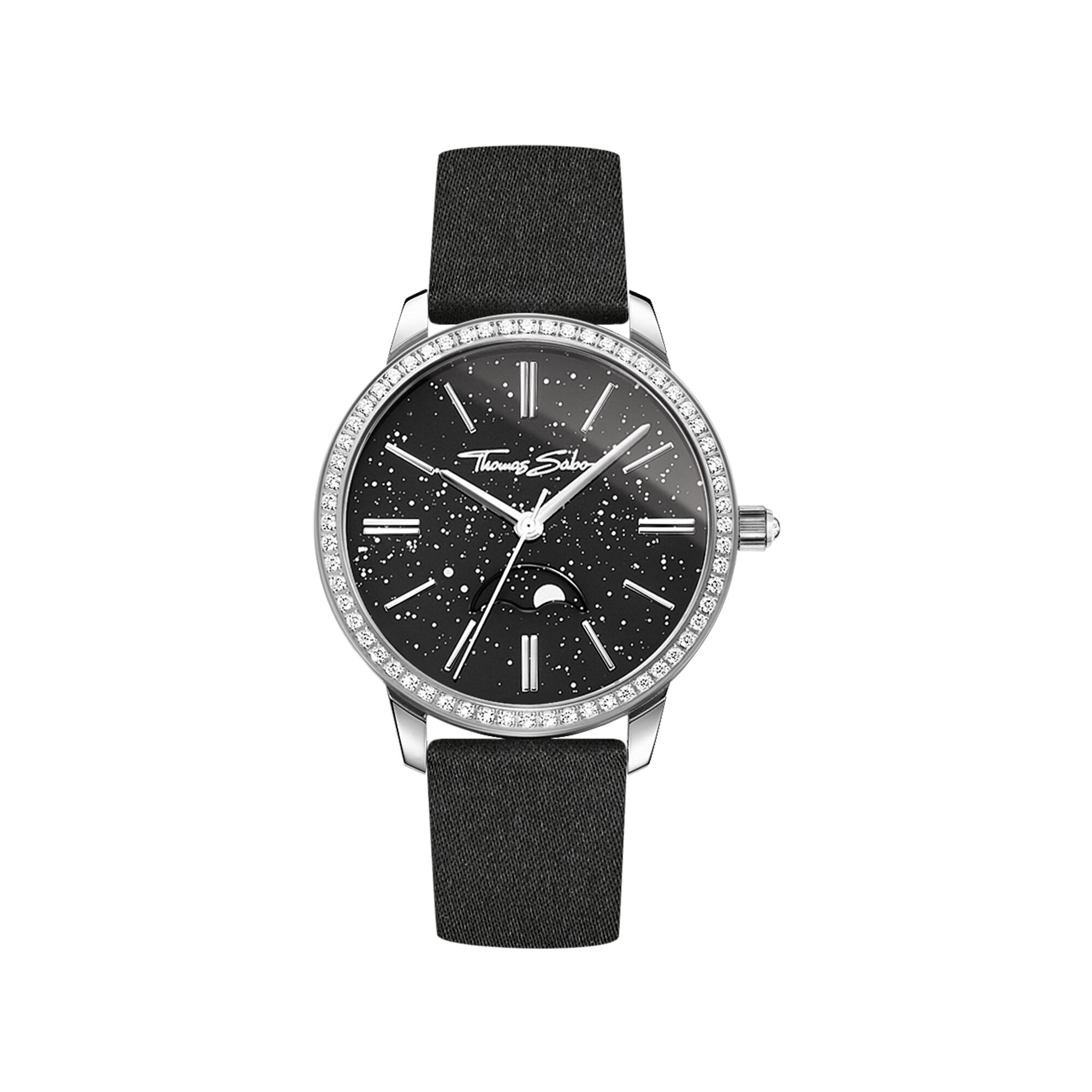 ساعة سوداء من توماس سابو «Thomas Sabo»
