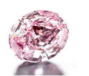 الماسة الوردية الأثمنSteinmetz Pink