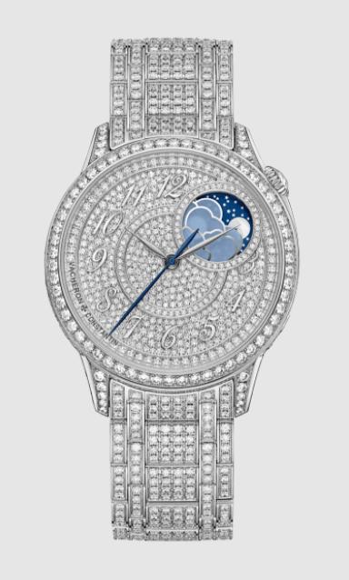 ساعة فاخرة من فاشرون كونستانتين Vacheron Constantin