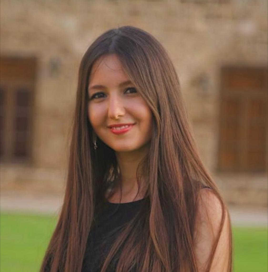 المهندسة الداخلية رولا الشامي