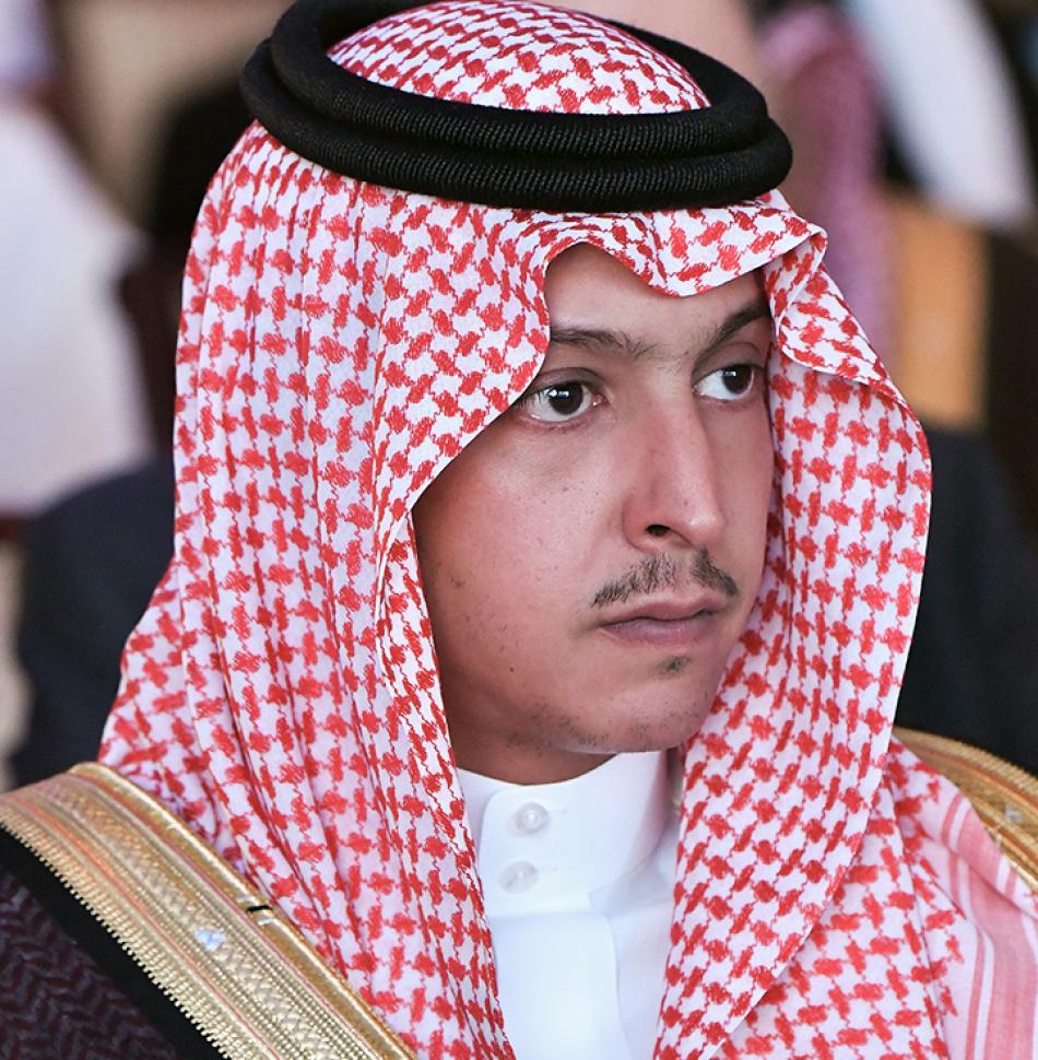 سعود بن محمد عبد الله الفيصل