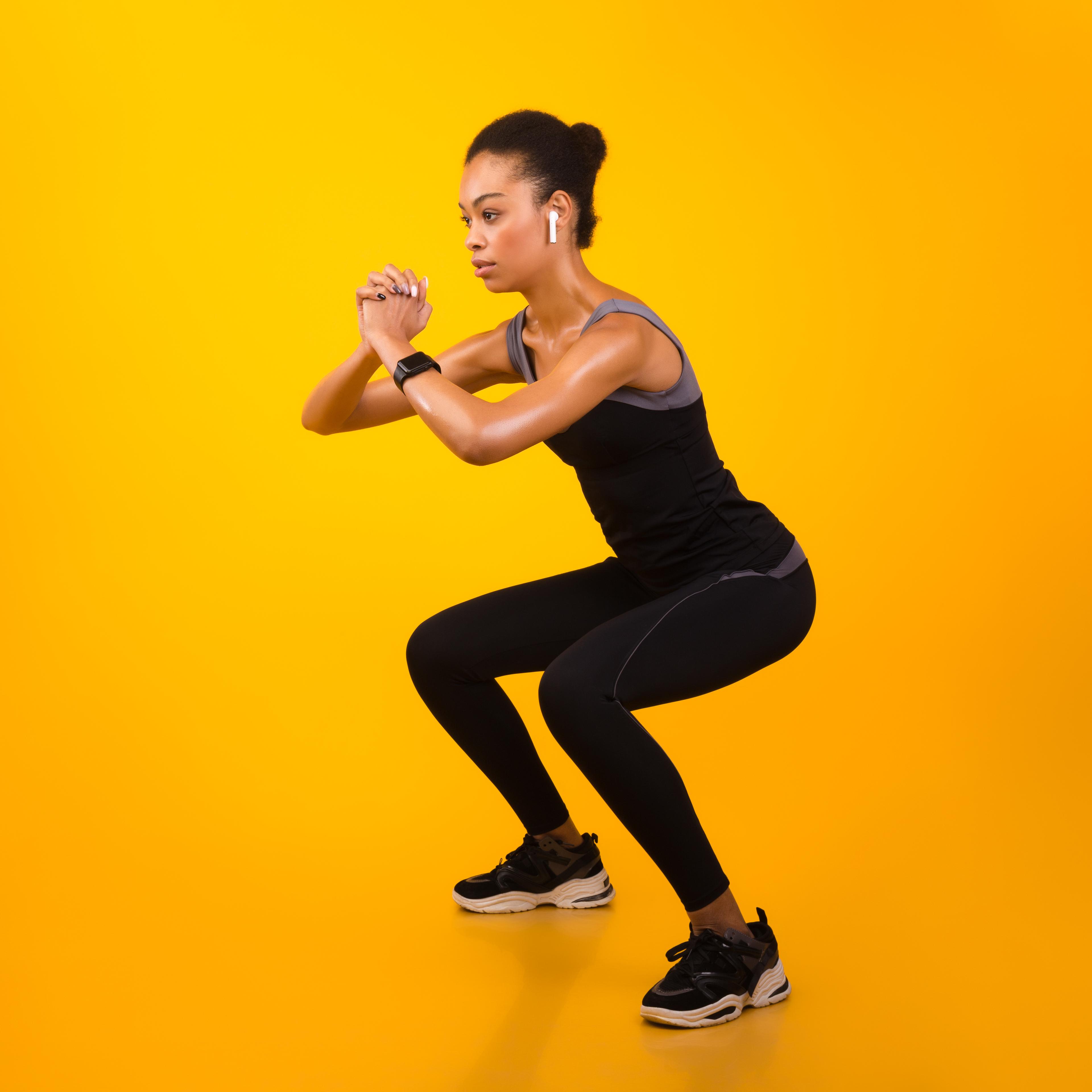 تمارين رياضية لزيادة الوزن