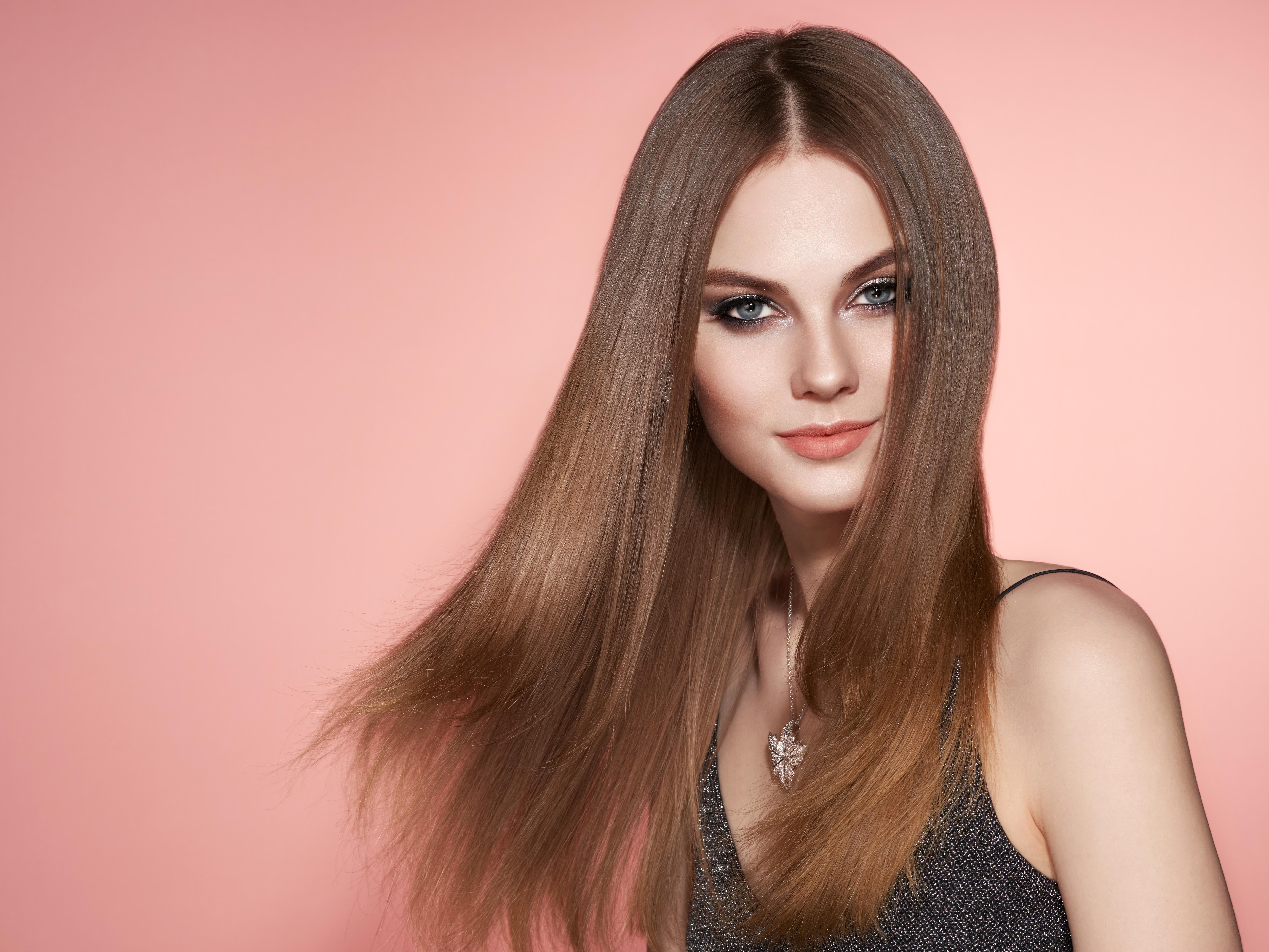 ألوان صبغ شعر
