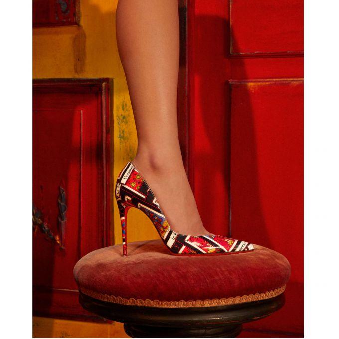 حذاء iriza من لوبوتان