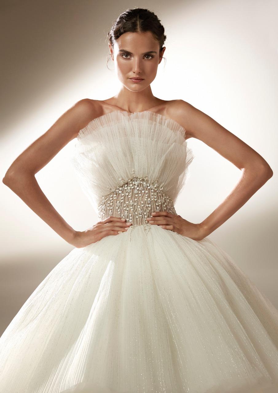 atelier pronovias صورة ١ فستان زفاف من
