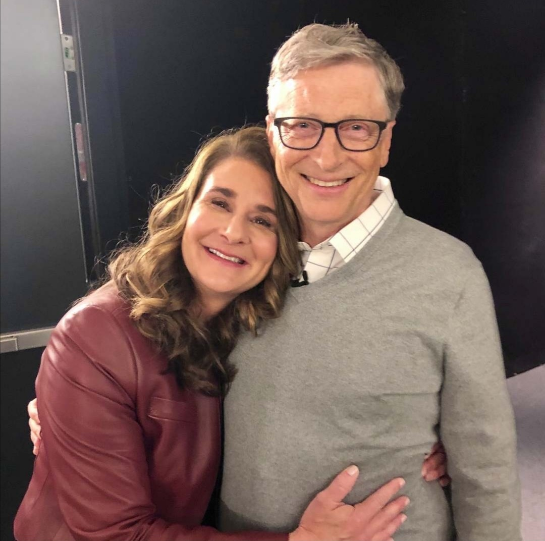بيل غيتس وزوجته السابقة ميليندا غيتس- الصورة من حسلب بيل غيتس على إنستغرام