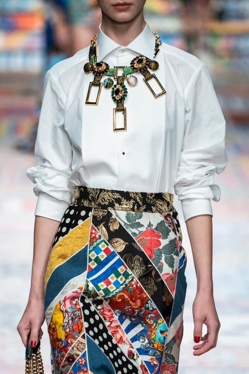 Dolce & Gabbana قميص أنيق من