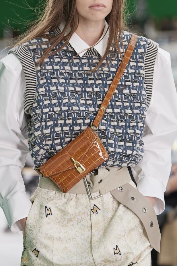 حقيبة كروس بودي جملي من لويس فويتون  Louis Vuitton