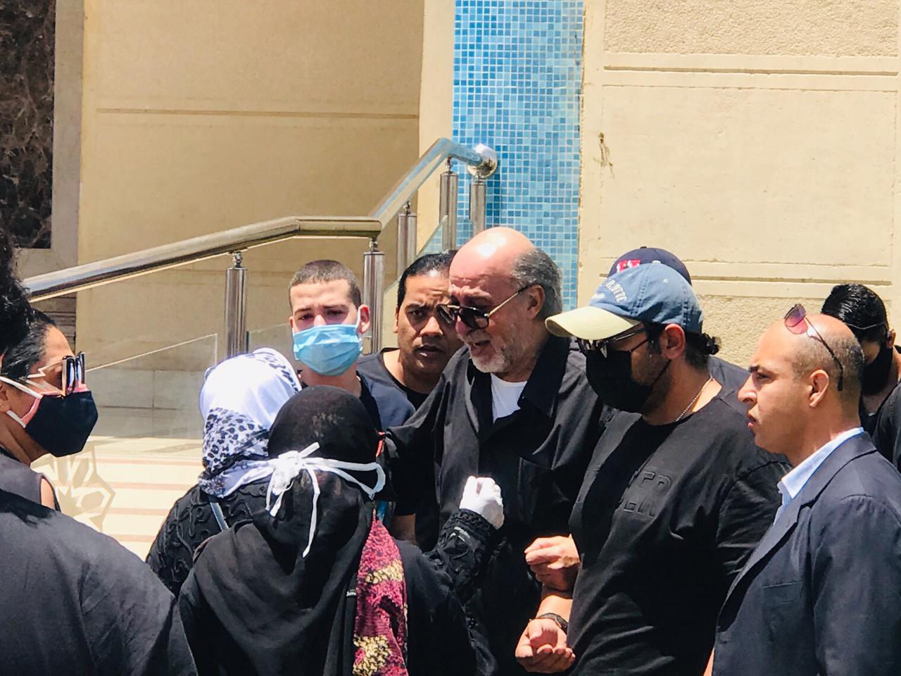 اللواء حسام غانم شقيق سمير غانم