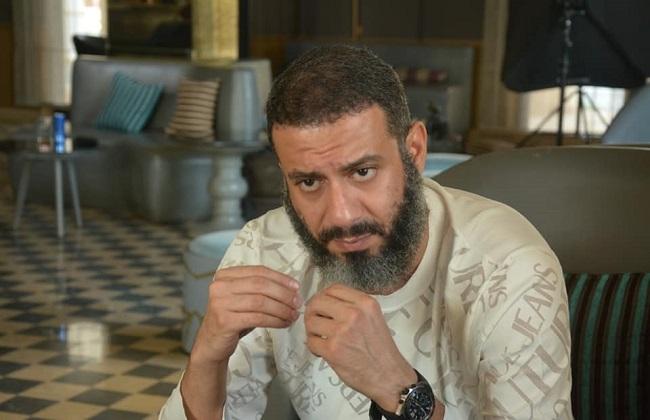 محمد فراج في لعبة نيوتن