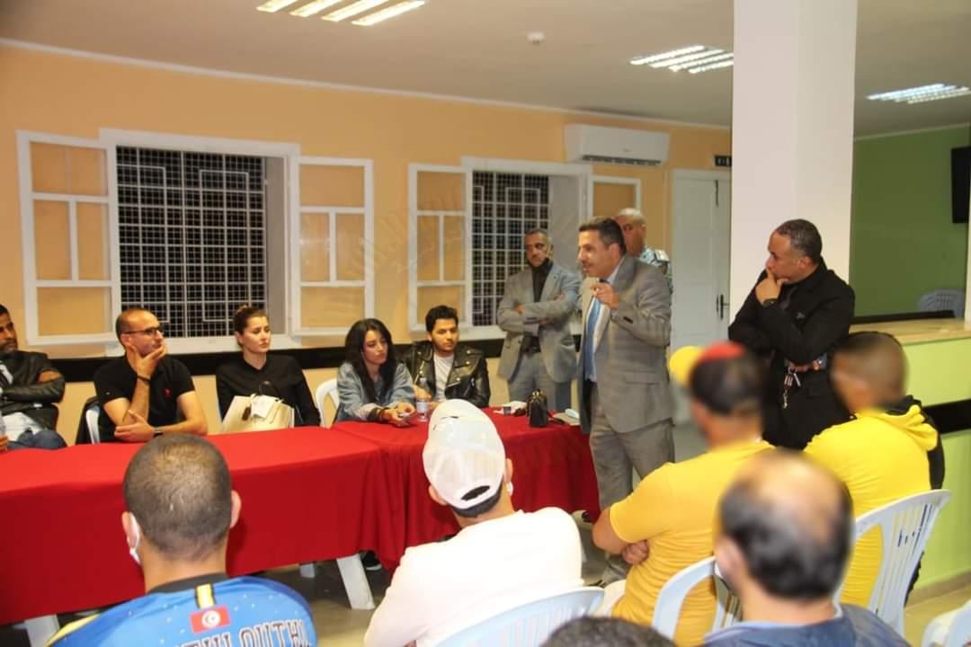 مناقشة أحداث المسلسل بحضور فريق العمل