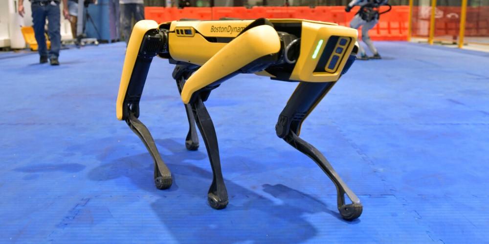 الكلب البوليسي الآلي