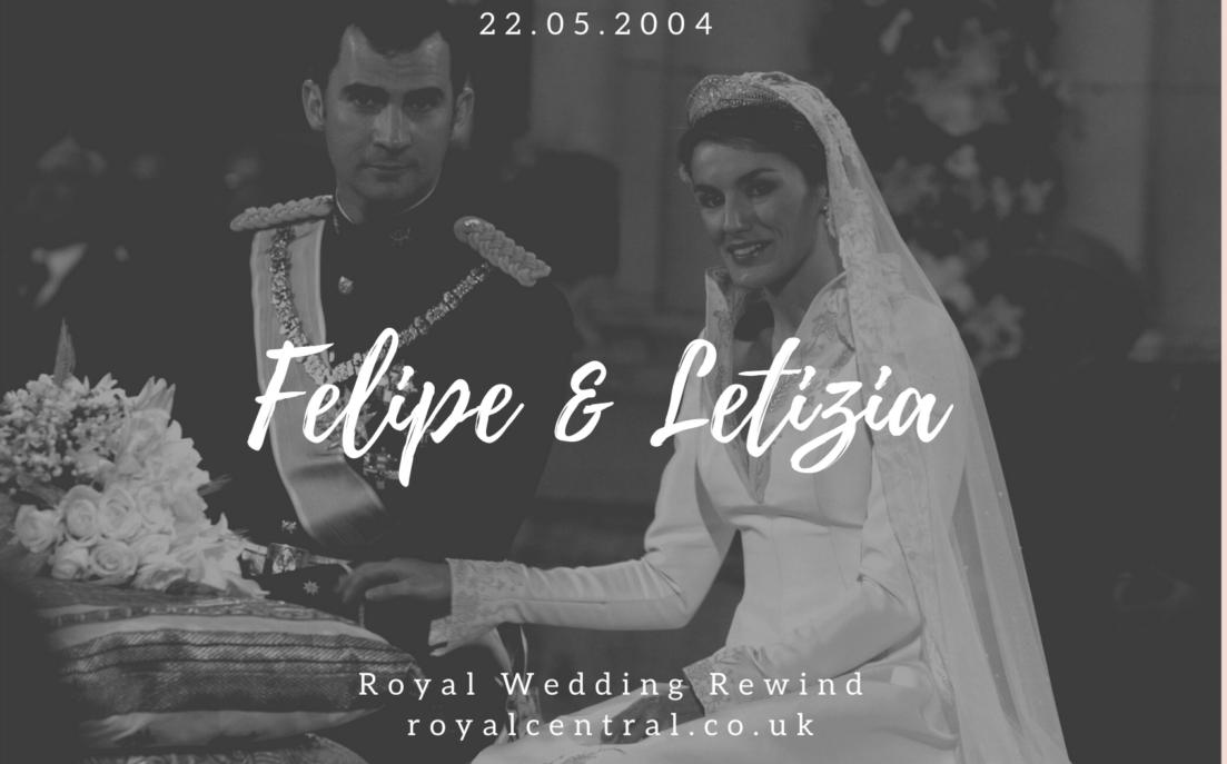 الملك فيليب والملكة ليتيزيا- الصورة من موقع Royal central