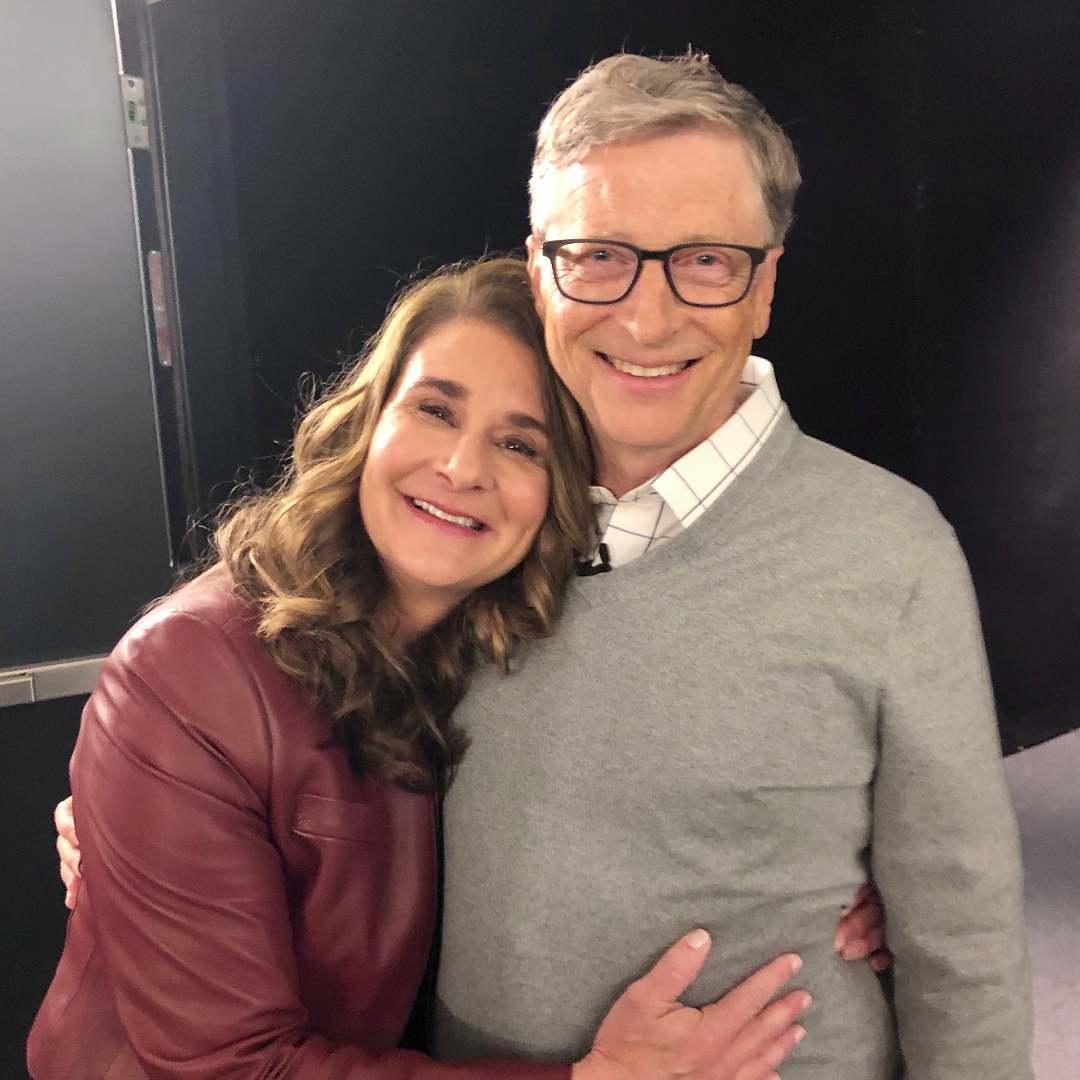 بيل غيتس وميليندا قررا الإنفصال بعد زواج استمر 27عاماً-الصورة من حساب بيل غيتس بأنستغرام
