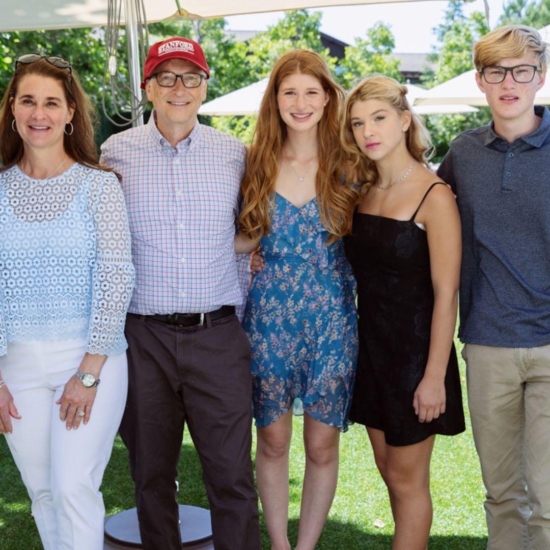 جينيفر مع عائلتها-الصورة من حسابها في إنستغرام