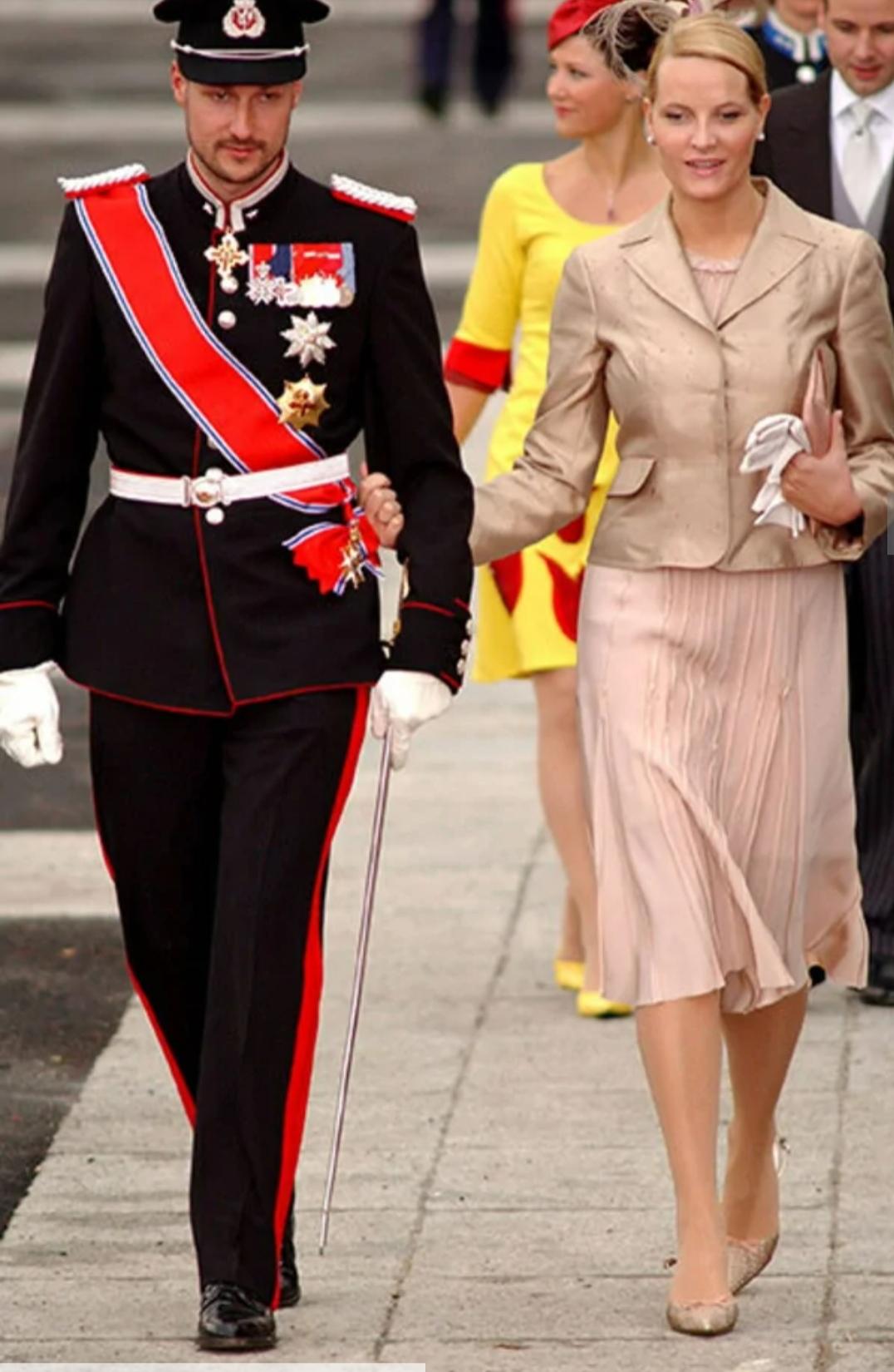 الملكة ماكسيما وزوجها الملك ويليم ألكسندر-الصورة من موقع hello magazine