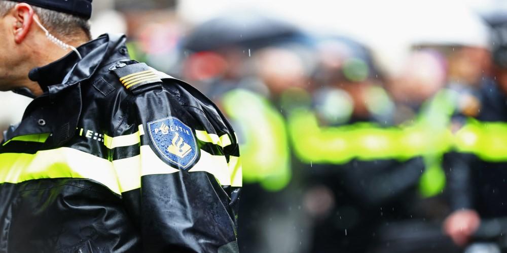 الشرطة الهولندية- تعبيرية