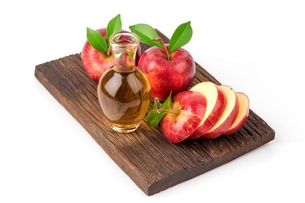 خل التفاح لمعالجة جميع مشاكل الشعر