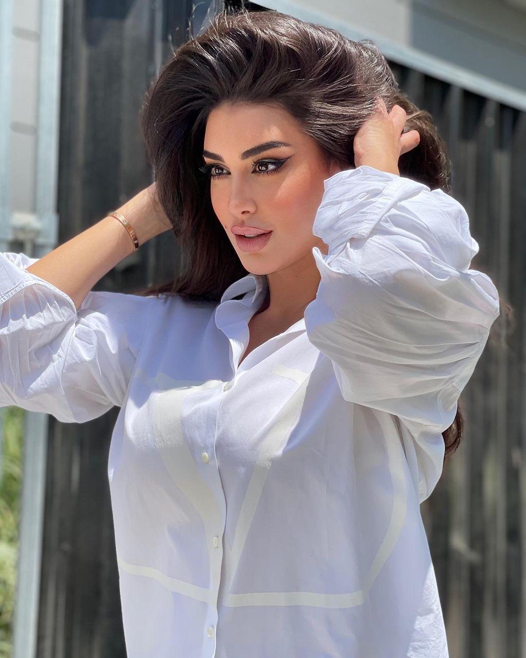 ياسمين صبري(الصورة من حسابها في إنستغرام)