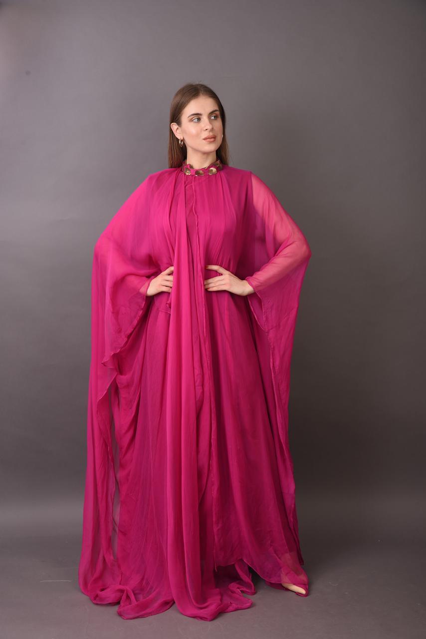 فستان محتشم لاطلالات شهر رمضان